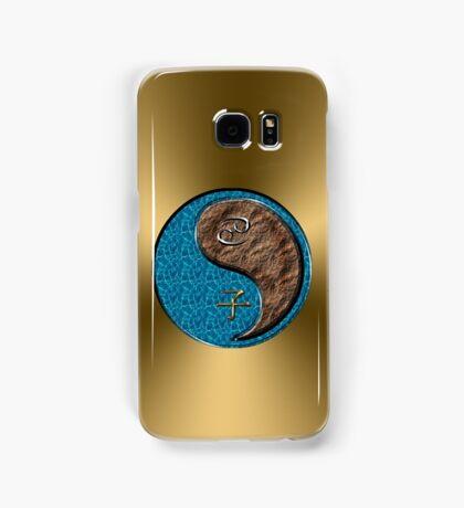Cancer & Rat Yang Earth Samsung Galaxy Case/Skin