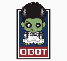 Zombie Bride of Franko'bot 1.1 by Carbon-Fibre Media