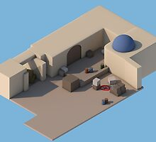 de_dust2 B Site by drizzly