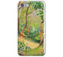 Forest in Far North Queensland iPhone Case/Skin
