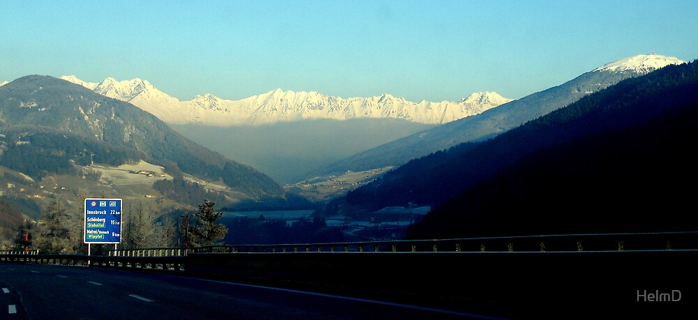 Headed to Innsbruck by HelmD
