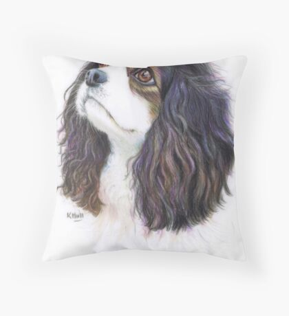 Trust Throw Pillow
