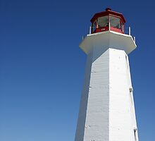 Peggy's Cove Lighthouse 2 by Alyce Taylor