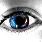 James' Eye by Elizarose