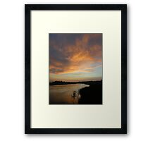 Lowcountry Morning Framed Print