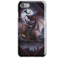 Possessed by the Devil's Skew iPhone Case/Skin