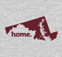 Maryland Home Garnet by USAswagg