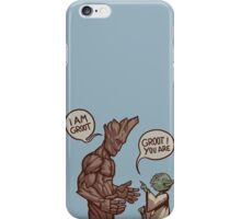 The Guardians far far away ! iPhone Case/Skin