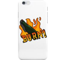 BURN! Counter Strike iPhone Case/Skin