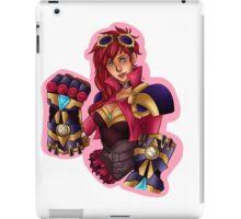 Vi League of Legends Art iPad Case/Skin