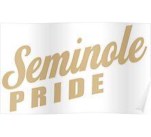 Seminole Pride Poster