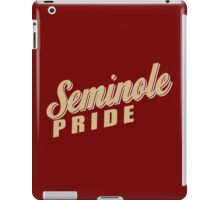 Seminole Pride iPad Case/Skin