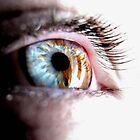 James' Eye Again by Elizarose