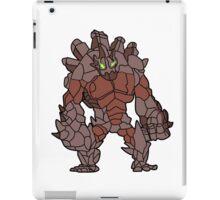 Malphite League of Legends Art iPad Case/Skin