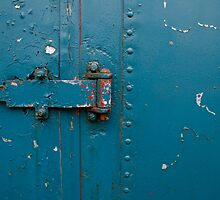 Blue Door by Jesse J. McClear