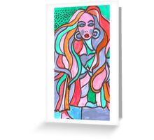 water genie Greeting Card