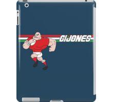 G I JONES iPad Case/Skin