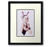 Bunny Riven League of Legends Art Framed Print