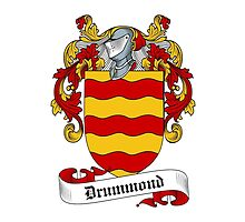 Drummond  by HaroldHeraldry
