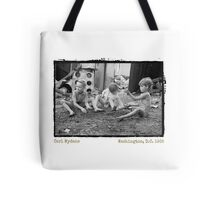 Playing in the Gravel(Amazing Archives) Tote Bag