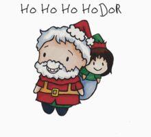 Ho Ho Ho Hodor Kids Clothes