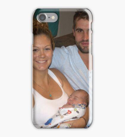 Jye Mum and Dad iPhone Case/Skin