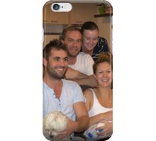Happy Families iPhone Case/Skin