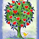 valentine tree by picketty