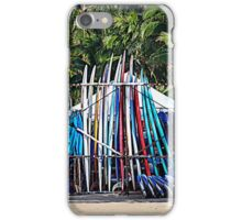 Surfboard Rental iPhone Case/Skin
