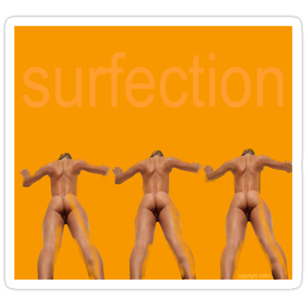 Surfection by wick