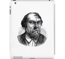 Grumpy Man iPad Case/Skin
