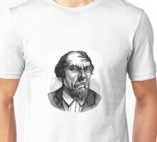Grumpy Man Unisex T-Shirt