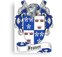 Fraser of Lovat Canvas Print
