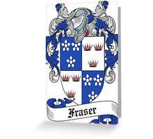 Fraser of Lovat Greeting Card