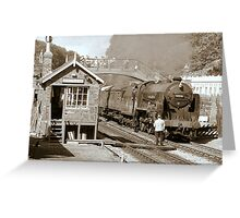 Goathland Greeting Card