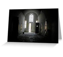 Wentworth Gaol Greeting Card