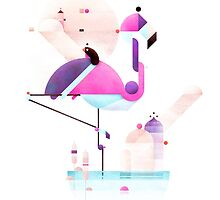 Placido flamingo  by squizzato