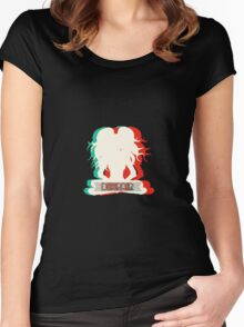 M A S T E R M I N D Women's Fitted Scoop T-Shirt
