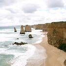 Twelve Apostles by Vincent  Yeow
