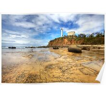 Low Tide-1292 Poster