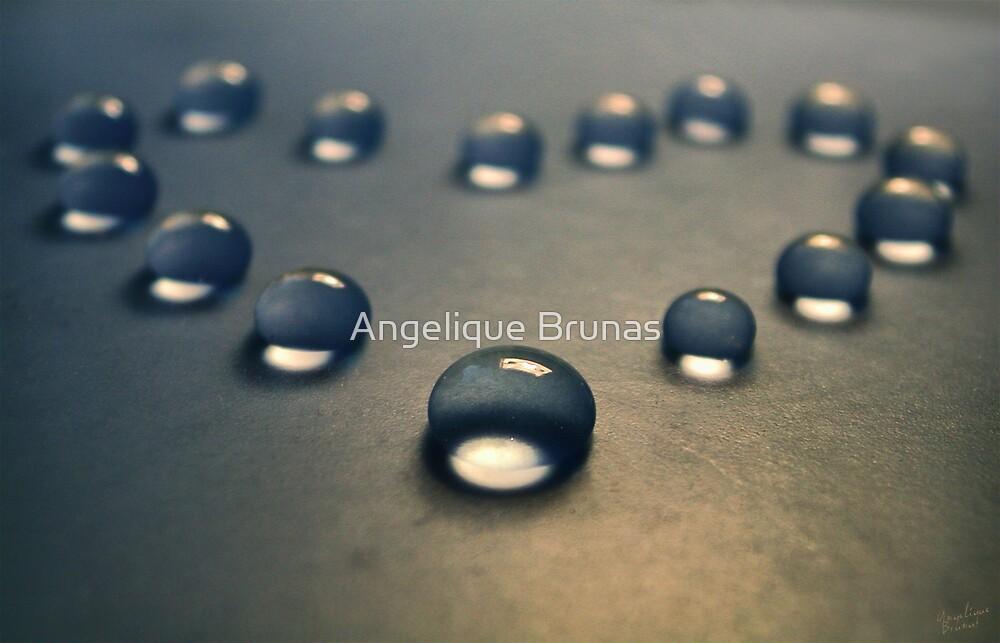 Heart by Angelique Brunas