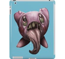 Crazy Kirby iPad Case/Skin