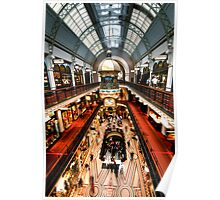 Moments In Time - Queen Victoria Building, Sydney - The HDR Experience Poster