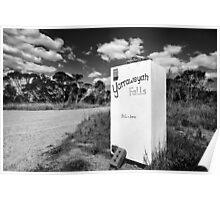 """ Cool Roadside Mail Box ""   Poster"