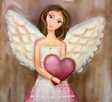 Angel dust by ARTBYMARLENE
