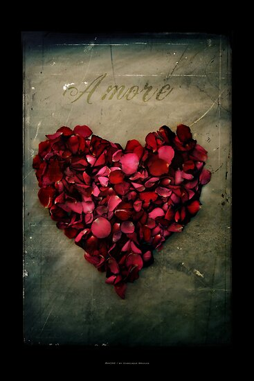 Amore by Angelique Brunas