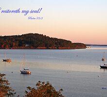 He restoreth my soul! by Linda Jackson