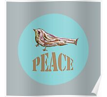 Peace 4 Poster