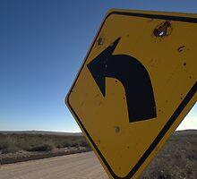 Turn left by Gabriel Skoropada