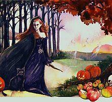 Samhain by Louise  Buss
